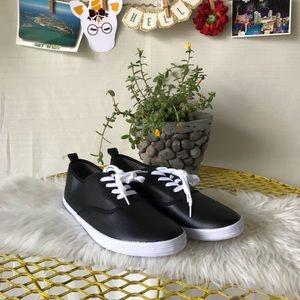 Other - Casual Black Sneakers